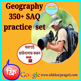 Download Geography SAQ pdf