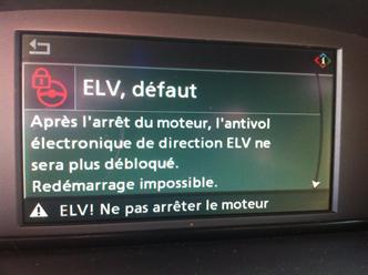Le Blog Du Mecanicien Defaut Du Verrouillage Electronique De La