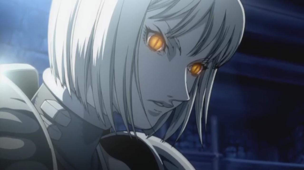 Claymore – Episodio 01