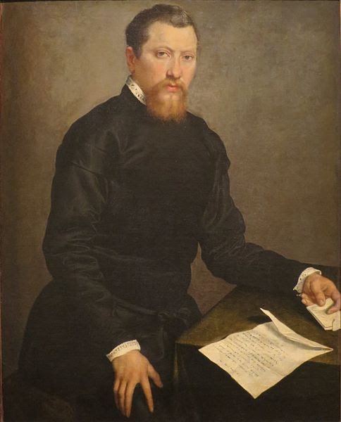 Giovanni Battista Moroni (c. 1520/24 - 1579) Portrait of a Man