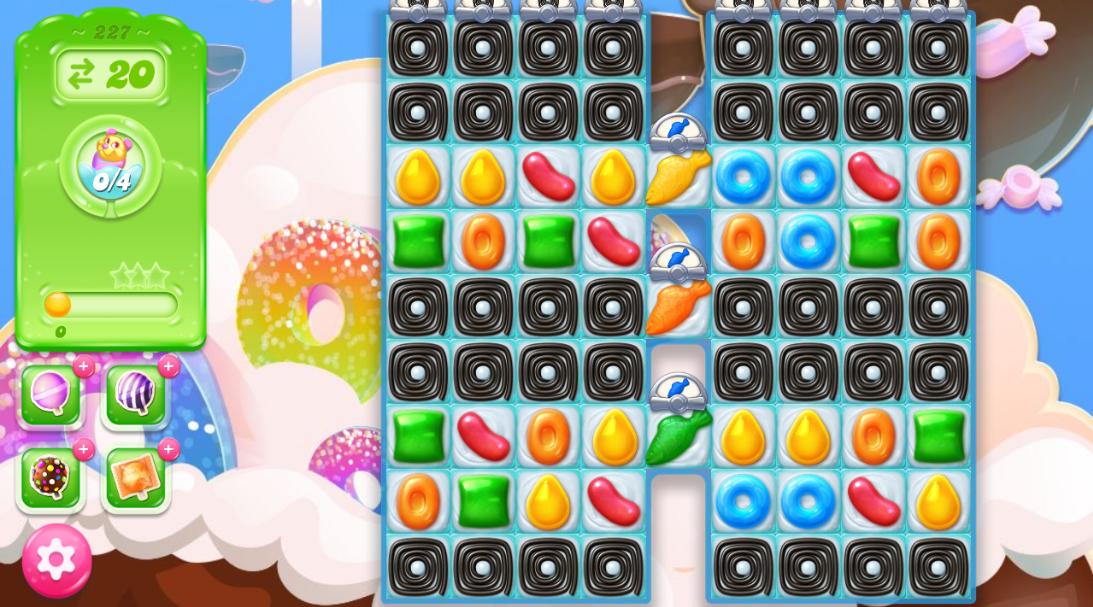 Candy Crush Jelly Saga 227