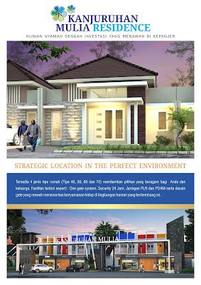 contoh brosur perumahan 5