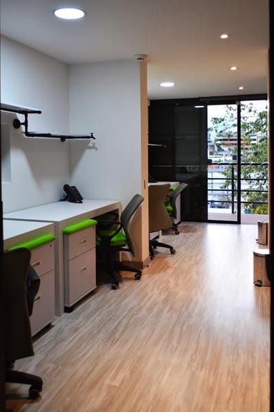 Casas contenedores oficinas con contenedores inbox for Contenedores de oficina