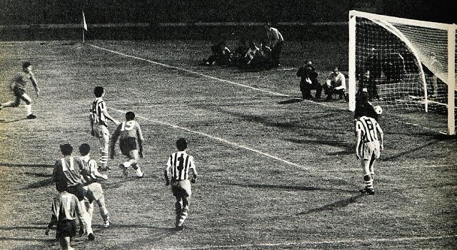 Chile y Argentina en Copa Carlos Dittborn 1968, partido de vuelta