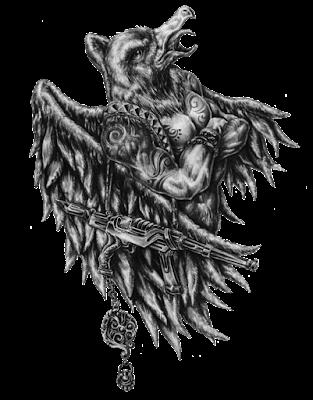 halphas, daemon, goetia
