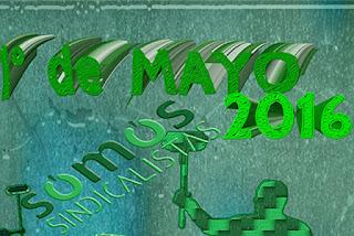 1 de Mayo: día del trabajador