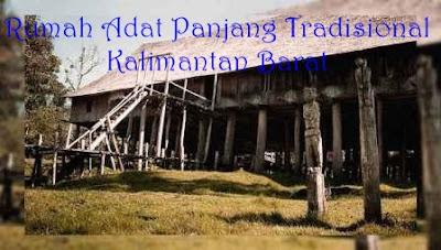 rumah adat tradisional