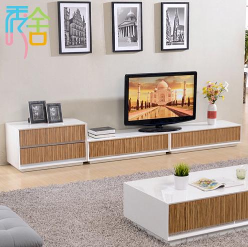 Kumpulan Desain Meja dan Rak TV Minimalis Terbaru Yang Elegan 013