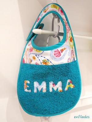 Pitet personalitzat Emma - Enfilades.cat fet a mà