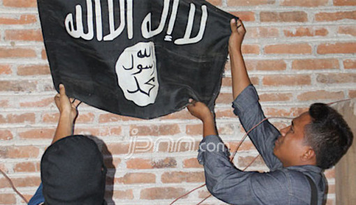 Pernyataan Mengagetkan Simpatisan ISIS Tertangkap di Muara Enim