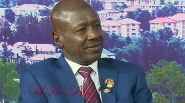 BANK RAID: EFCC's Magu Authorised Operatives, But Detained All To Gain Public Confidence
