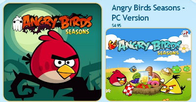 Download Angry Birds- Angry Birds PC Game Released Officially by Rovio
