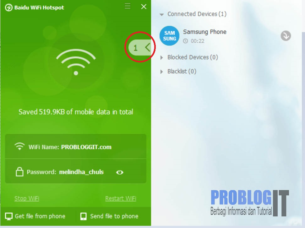 Cara Membuat Hospot Wifi Pada Komputer/Laptop Dengan Mudah Tanpa Ribet