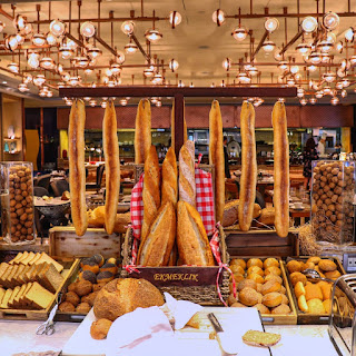 Shangri-La hotel, il ricco buffet della colazione