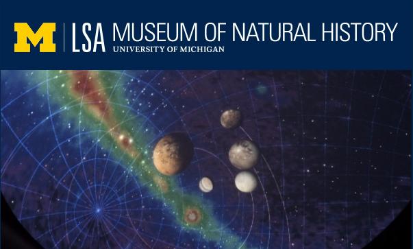 U Of M Exhibit Museum Of Natural History And Planetarium