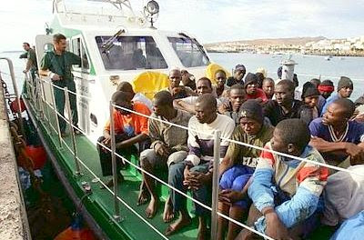 Lampedusa refugees #23