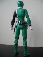 SH Figuarts Deka Green Dekaranger Super Sentai Bandai