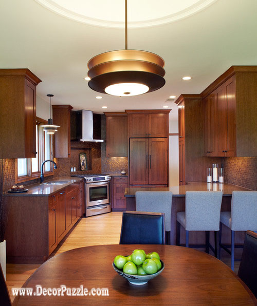mid century kitchen, luxury wooden kitchen cabinets