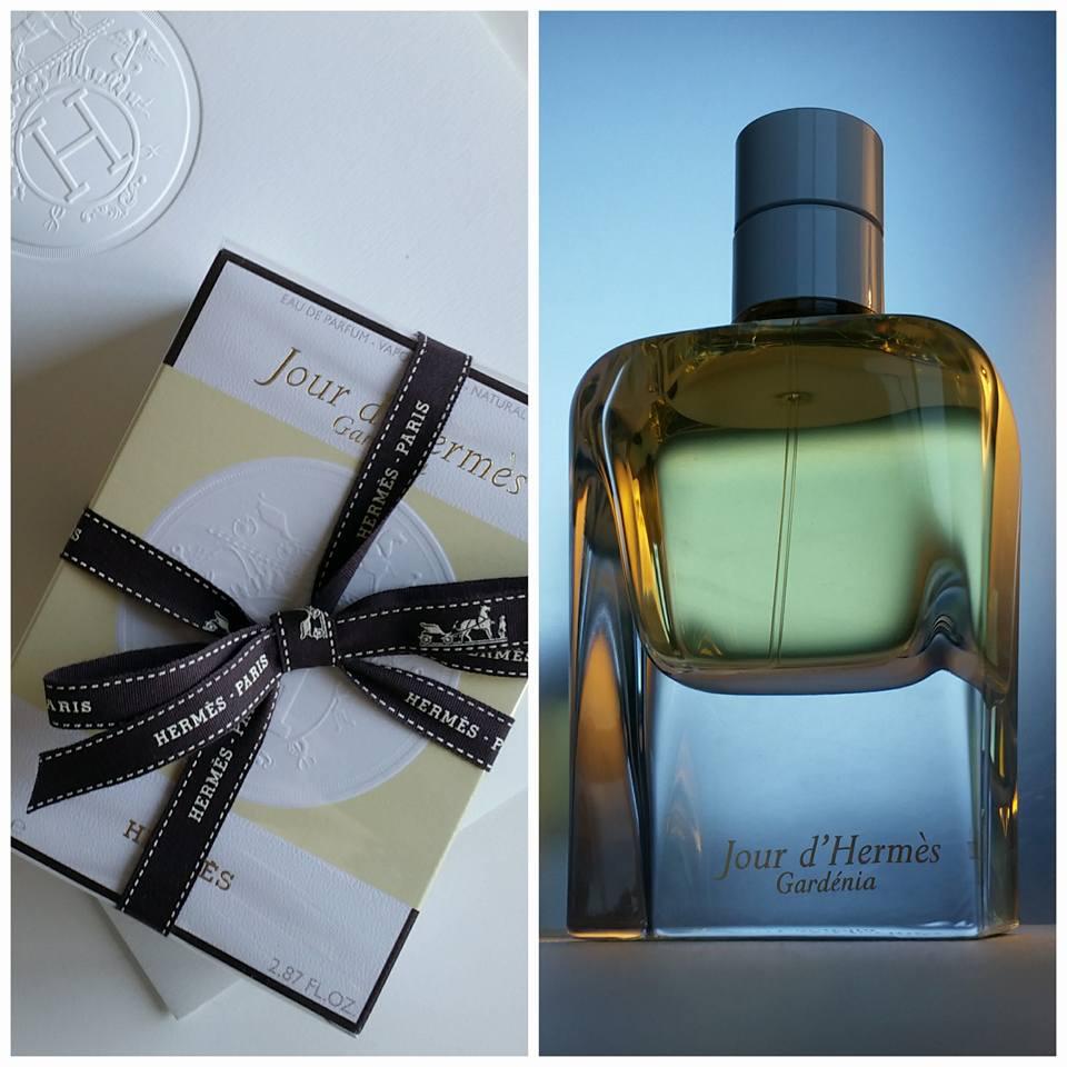 Sorcery Of Scent Hermès Jour Dhermès Gardenia