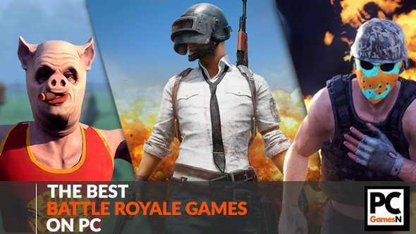 Game Battle Royale Terbaik yang Mirip PUBG 7 Game Battle Royale Terbaik yang Mirip PUBG