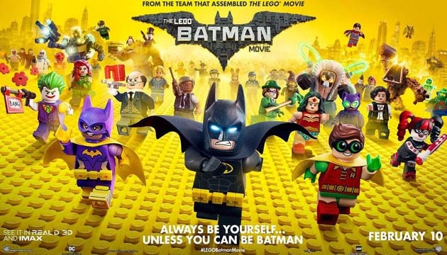 ulasan lego batman movie