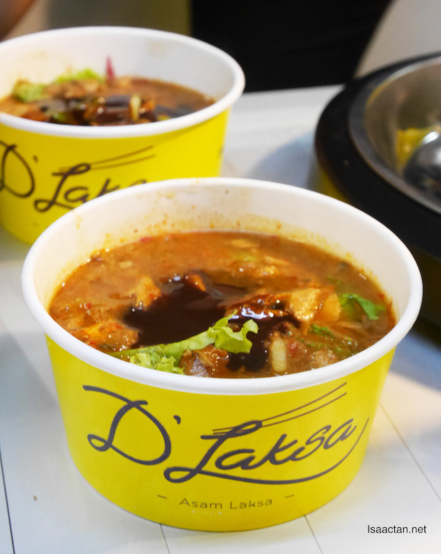 D' Laksa (Booth 163)
