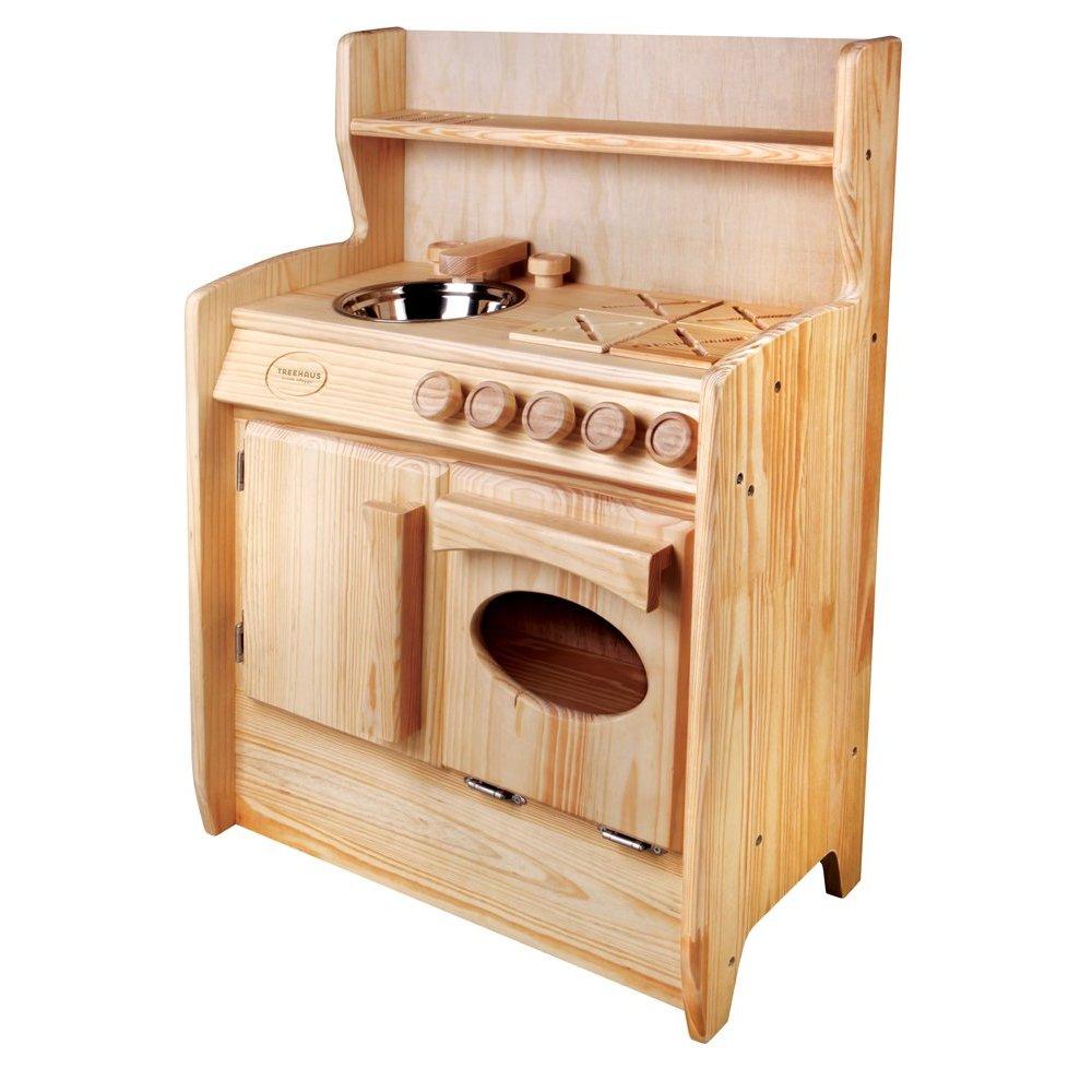 Wooden Kitchen: Custom Nursery Art By Kimberly: 1/2 DIY Play Kitchen