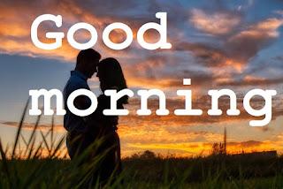 good morning hug images for lover