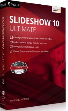 تحميل برنامج تحرير وعرض الصور AquaSoft SlideShow