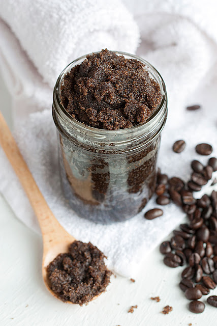 coconut oil with coffee