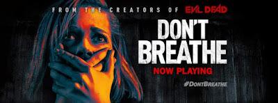 Kesuksesan Film Horor: Don't Breath, Dalam Pemutaran Premier