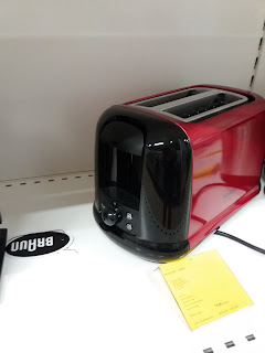 Tefal Subito 3 Red Wine toaster