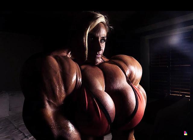 Theresa Ivancik morph