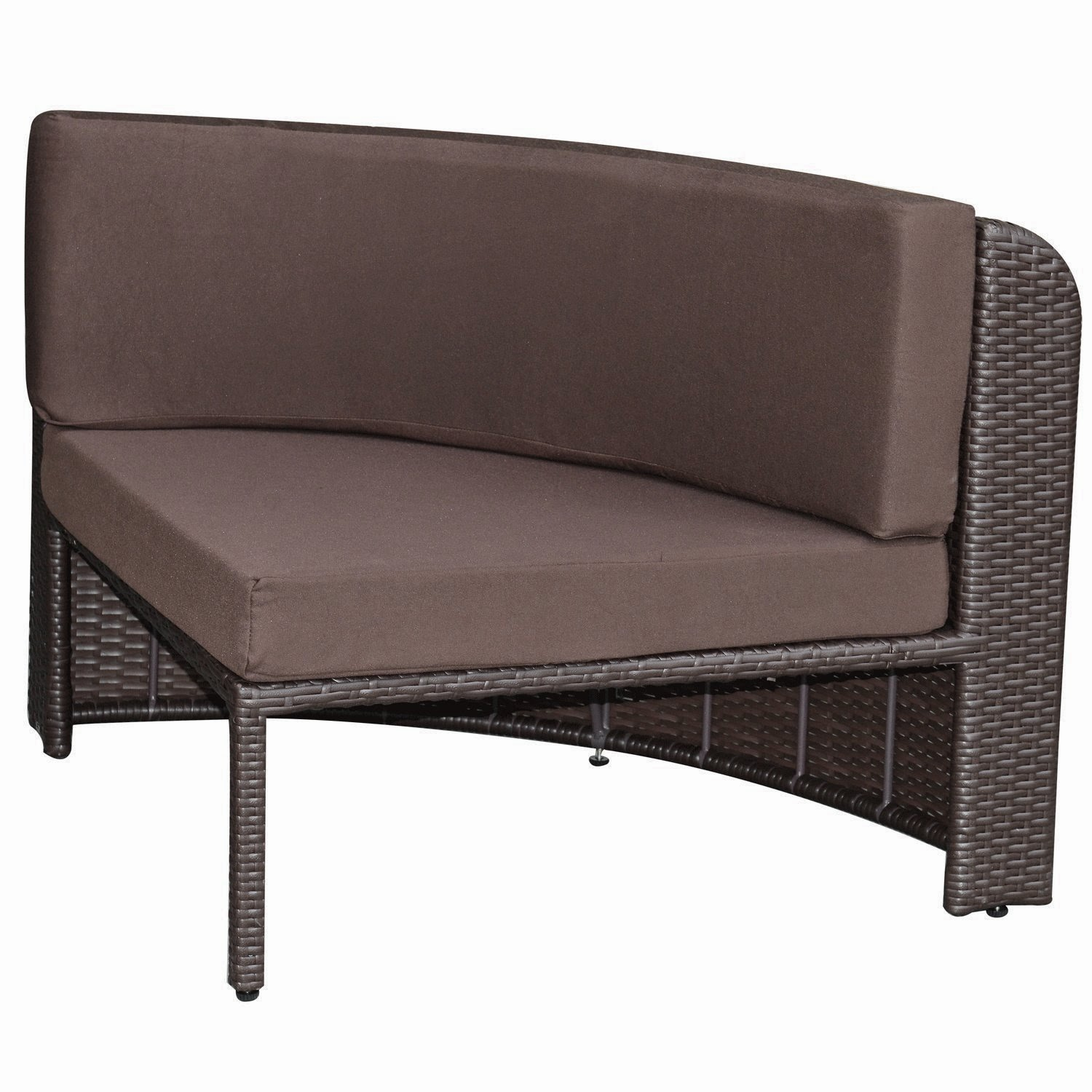 Rattan Outdoor Sofa Leather Sofas Online Melbourne Special Sale Discount 65 Outsunny 8pc Pe