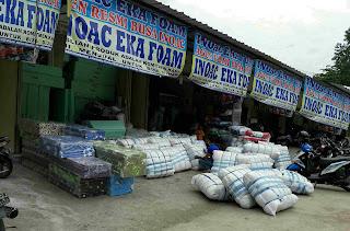 Agen kasur busa inoac tangerang pusat penjualan grosir kasur inoac