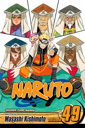 Naruto Tomo 49