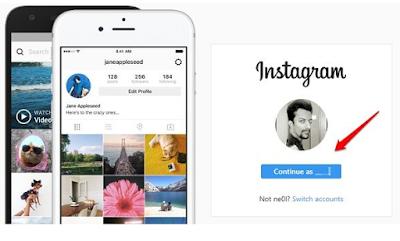 Lupa password instagram dan emailnya ? Berikut ini Cara Masuk ke Instagram