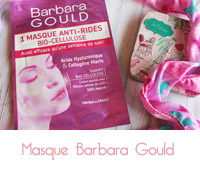 masque anti rides Barbara Gould
