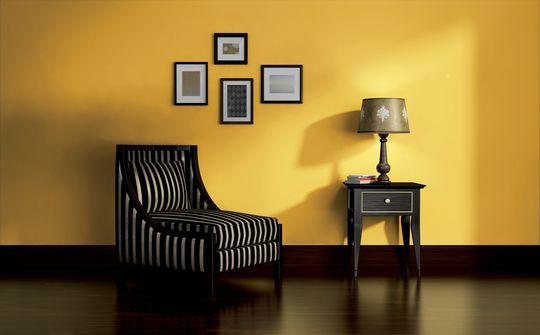 Chab 39 d co les 3 couleurs tendances pour vos int rieurs Peinture cuisine jaune