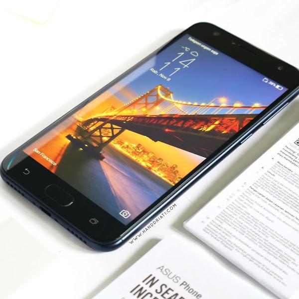 Benarkah ASUS Zenfone 4 Selfie Smartphone Yang Asyik Untuk Selfie? Yuk, Buktikan!