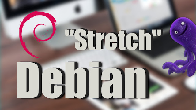 Debian Stretch 9 - Download