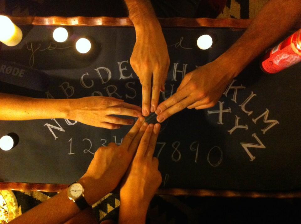 Τι είναι ο Πίνακας των Πνευμάτων / Ouija