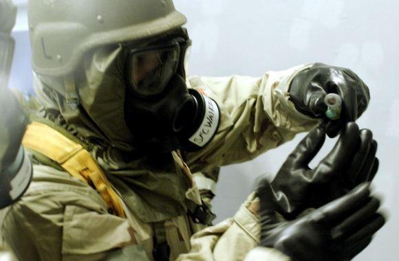 Gas beracun
