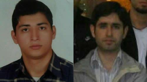 بهنام نوری جوان ۳۲ساله گیلانی، و آرش محمدی
