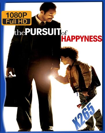 The Pursuit Of Happyness [2006] [Latino] [1080P] [X265] [10Bits][ChrisHD]