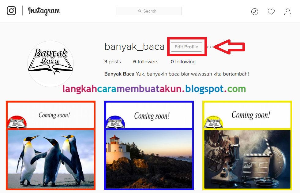 Cara Deactive Akun Instagram Cara Hapus Akun Instagram Lewat Hp