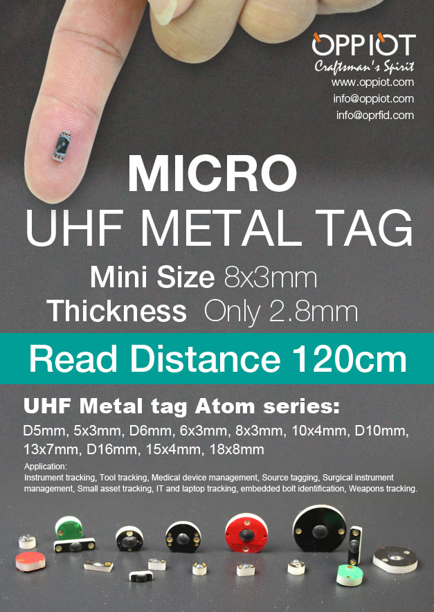 OPP IOT Focus on UHF RFID tags design and manufacture ...