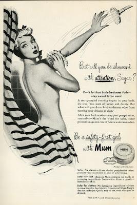 Mum deodorant