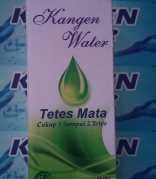 Tetes Mata Kangen Water - 20ml
