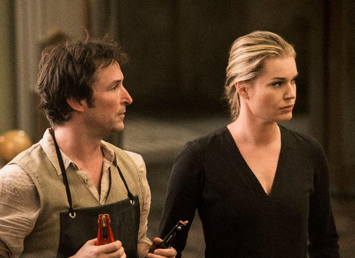 The Librarians - Episode 3.02 - And The Fangs Of Death - Promo, Promotional Photos & Press Release